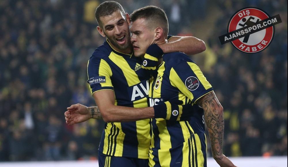 Slimani'ye bir talip daha! Fenerbahçe'den ayrılıyor mu?