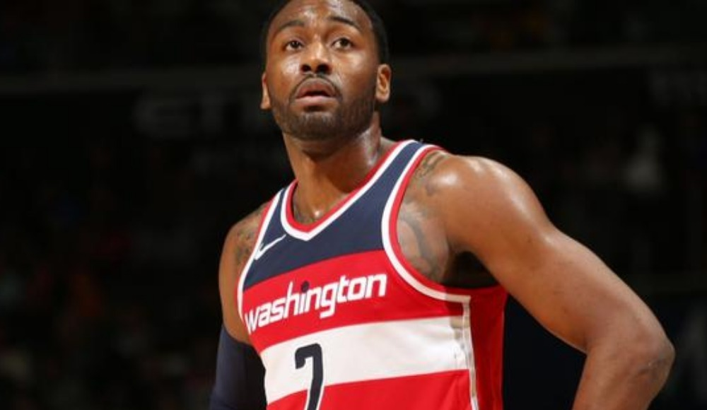 Washington Wizards'da John Wall sezonu kapattı