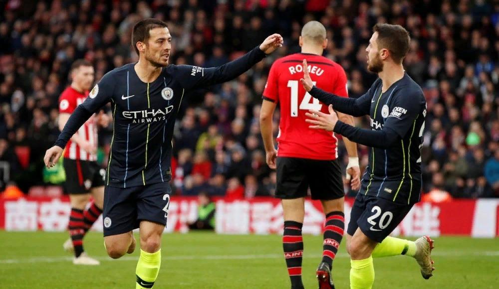 Özet - Manchester City, Southampton deplasmanında galip!