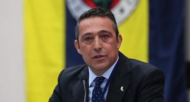 Ali Koç'tan Mehmet Ali Erbil'e çok özel kutlama
