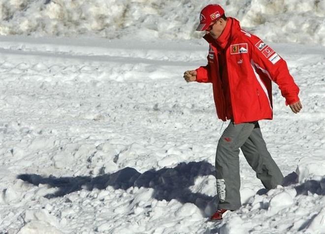 Michael Schumacher'in sağlık durumunda yeni bir gelişme yaşandı
