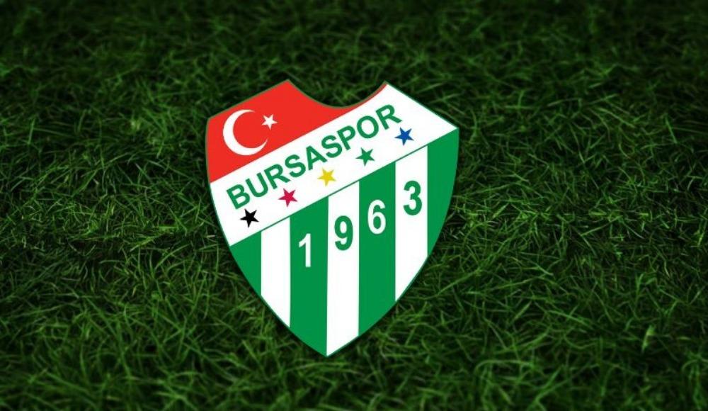 Bursaspor'un kamp kadrosu netleşti! Gençler...