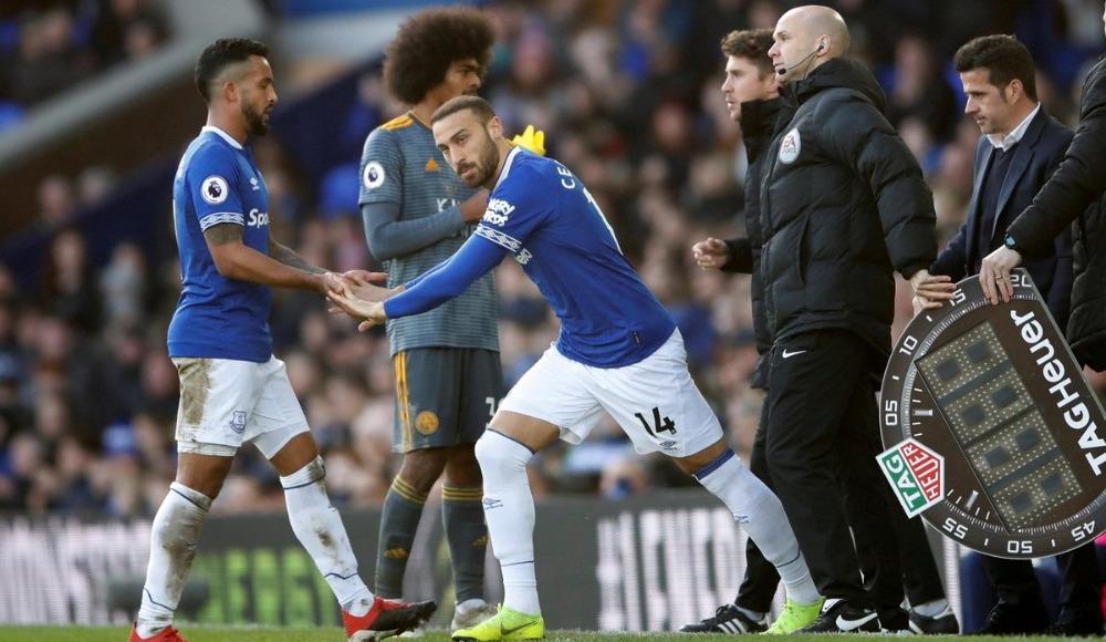 Özet - Cenk Tosun geri döndü, Everton yenilmekten kurtulamadı