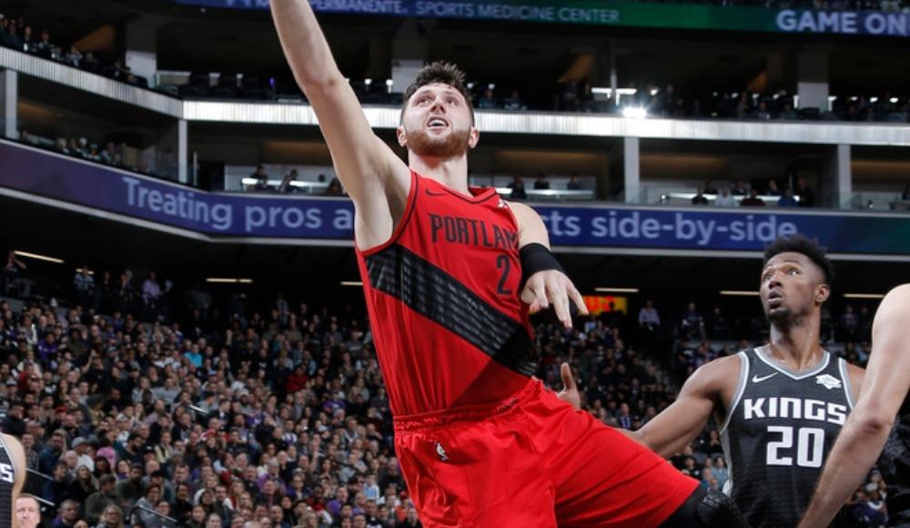 Jusuf Nurkic'den eşine zor rastlanan istatistik! NBA tarihine geçti...
