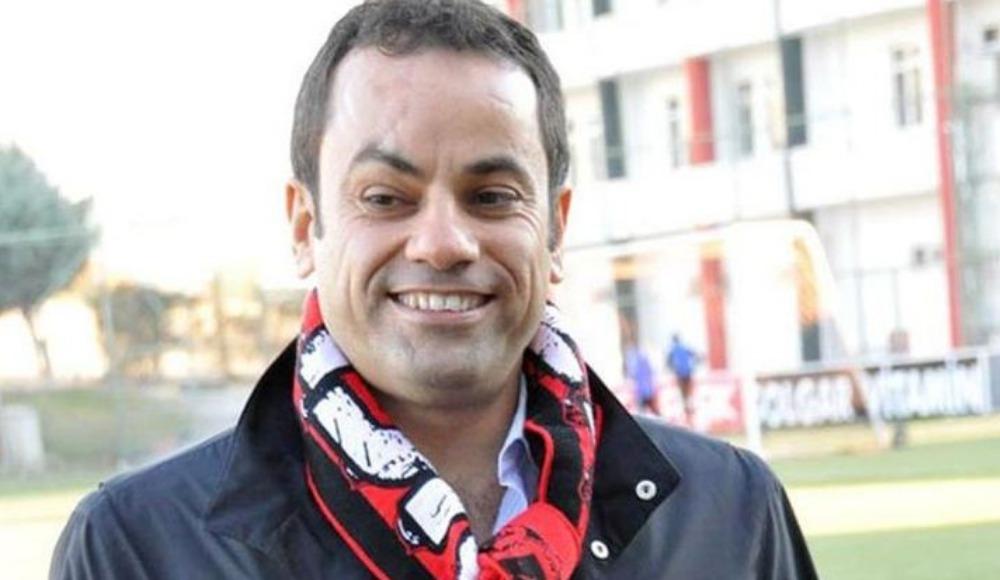 Mehmet Kızıl'dan Gaziantepspor'a 1 milyon lira sözü!