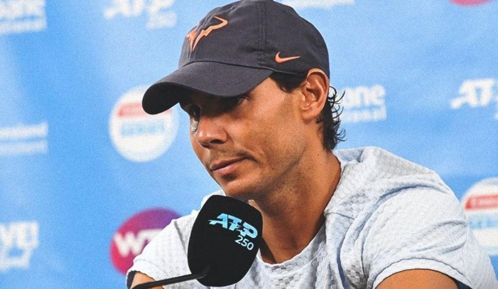 Nadal'dan kötü haber! Açıklamayı yaptı!
