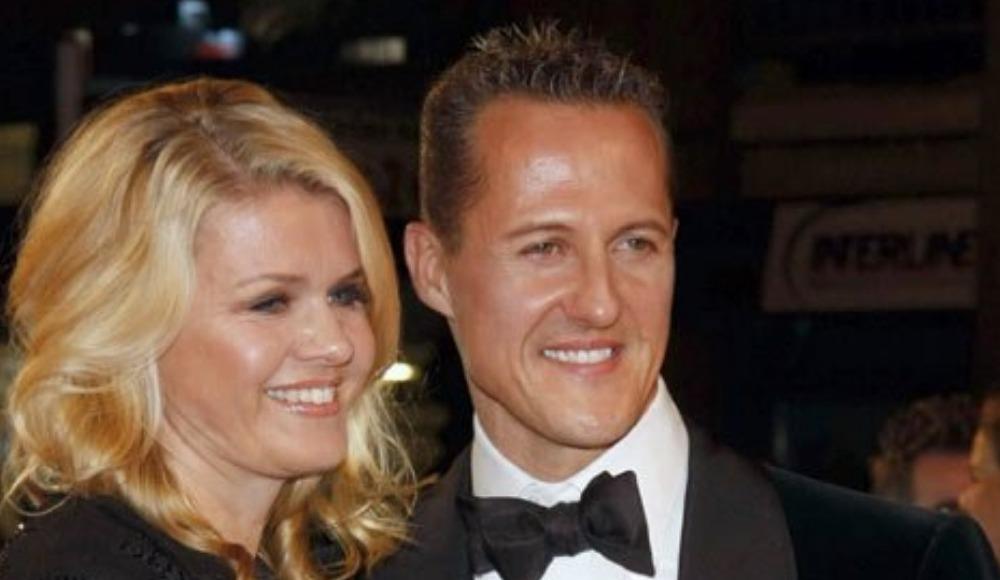 """Schumacher'in eşinden açıklama: """"En iyi tıbbi yardımı aldığından şüpheniz olmasın"""""""