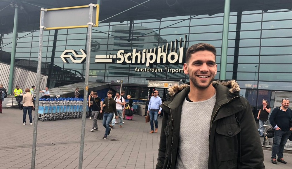 Ajax, Magallan'ı transfer etti