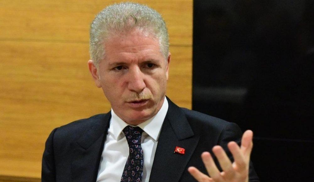 """Gaziantep Valisi Davut Gül: """"Gaziantepspor'un kurtulma şansı kalmamış"""""""