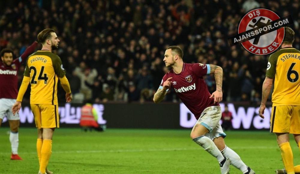 Özet - Brighton kaçtı, West Ham yakaladı! 2-2