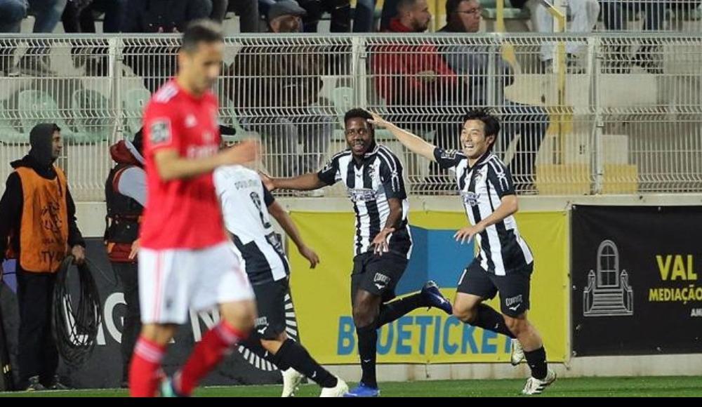 Benfica ligde kayıp