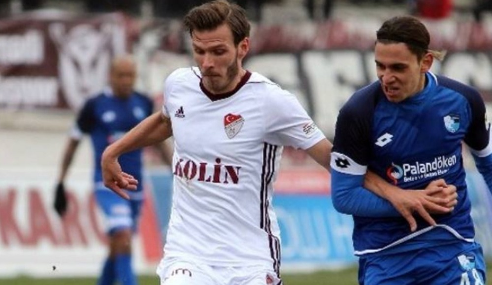 Gazişehir Gaziantep, Elmar Bjarnason'u transfer etti!