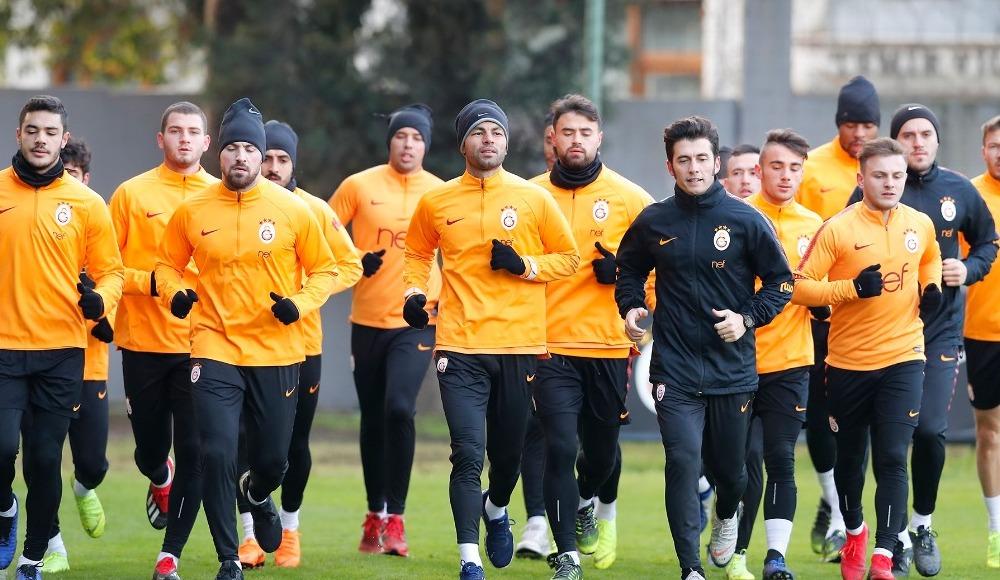 Galatasaray tempo artırdı