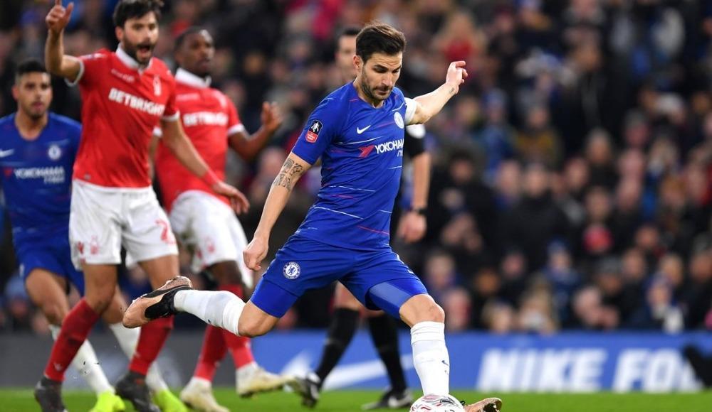 Chelsea, FA Cup'ta bir üst tura yükseldi