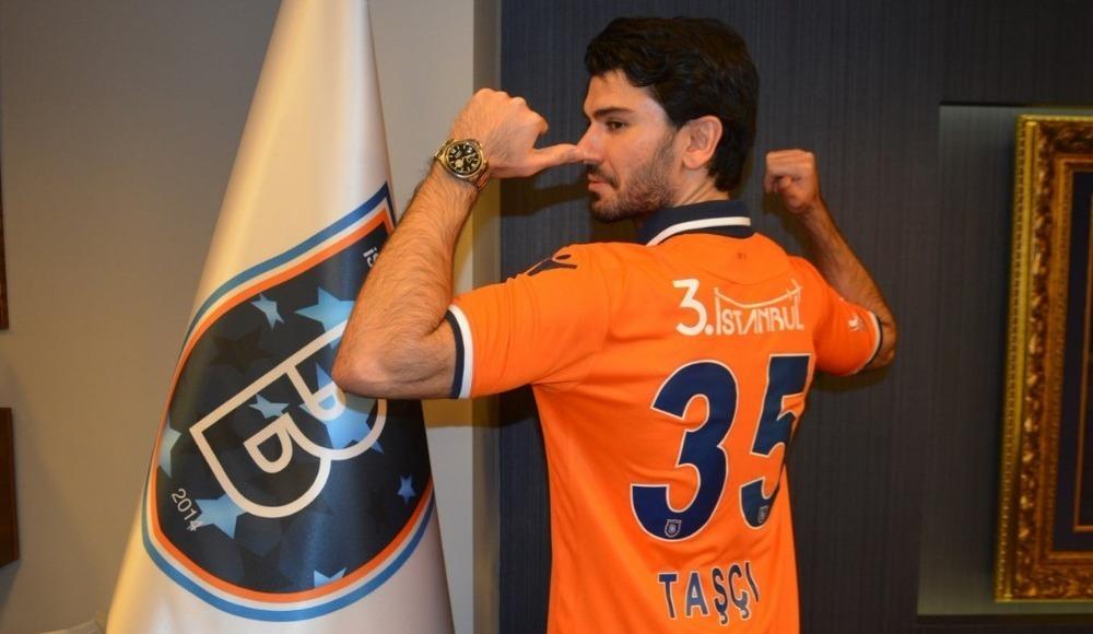 """Serdar Taşçı: """"Başakşehir'de de şampiyonluk yaşamak istiyorum"""""""