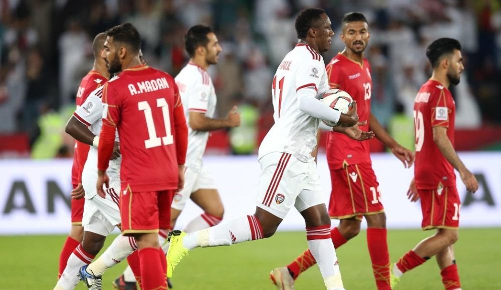 Birleşik Arap Emirlikleri (BAE) ile Bahreyn 1-1 berabere kaldı
