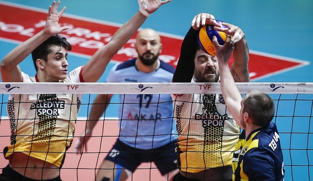 Fenerbahçe, deplasmanda Jeopark Kula Belediyespor'u 3-0 yendi