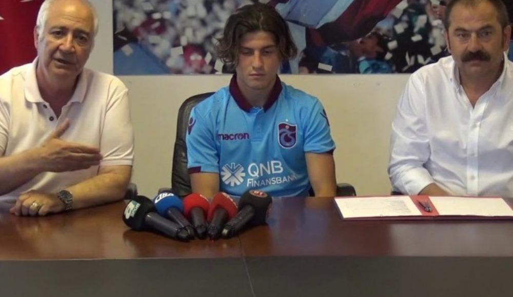 Trabzonspor'un yeni yıldız adayı Berkay Sefa Kara