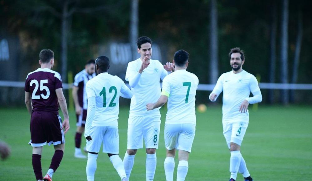 Atiker Konyaspor, hazırlık maçında Hatayspor'u 3-1 yendi
