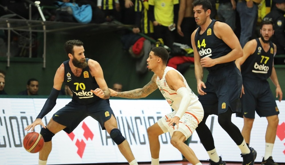 Banvit, Fenerbahçe Beko'yu mağlup etti!