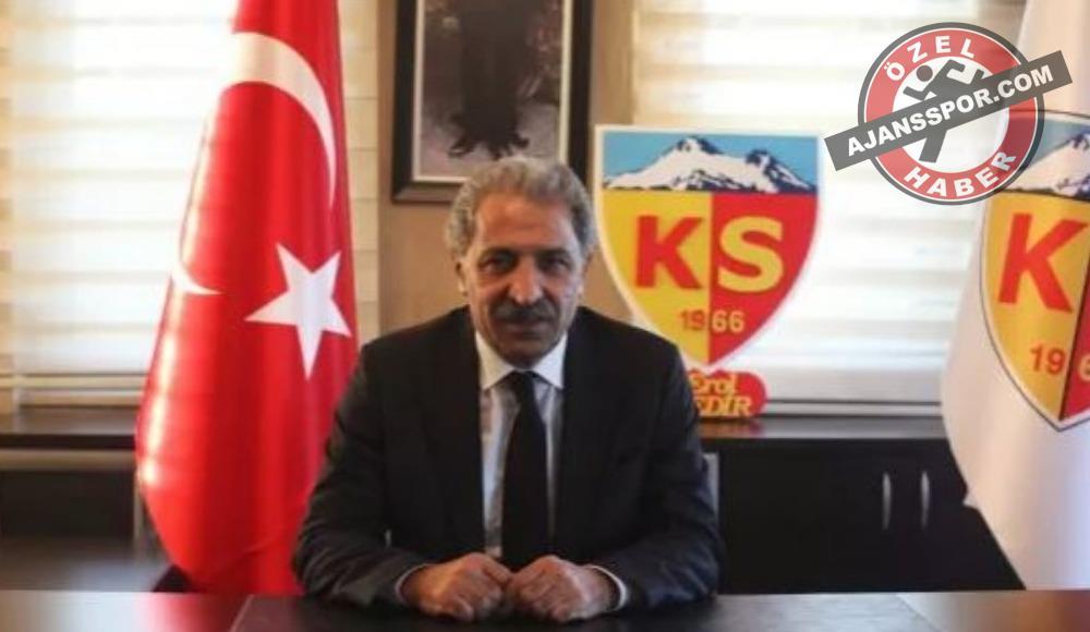 Kayserispor-Go Ahead maçında talihsiz olay!