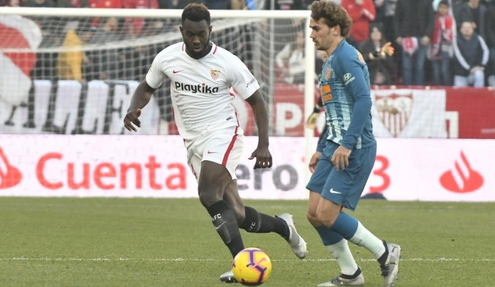 Sevilla, sahasında karşılaştığı Atletico Madrid ile yenişemedi