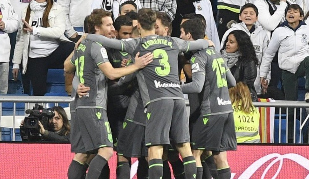 Real Madrid'e büyük şok! Evinde mağlup oldu...