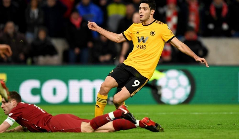 Liverpool FA Cup'a veda etti! Wolverhampton...