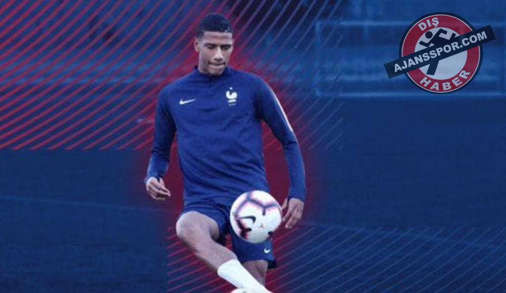 Barcelona, genç savunma oyuncusu Jean-Clair Todibo'yu transfer etti