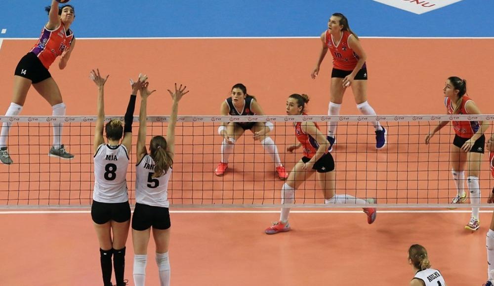 Beşiktaş, Çanakkale Belediyespor'u 3-1 yendi