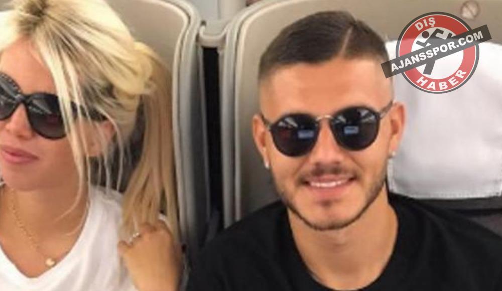 """Icardi'nin menajeri Wanda Nara: """"İspanya'nın iki önemli takımıyla görüşüyoruz"""""""