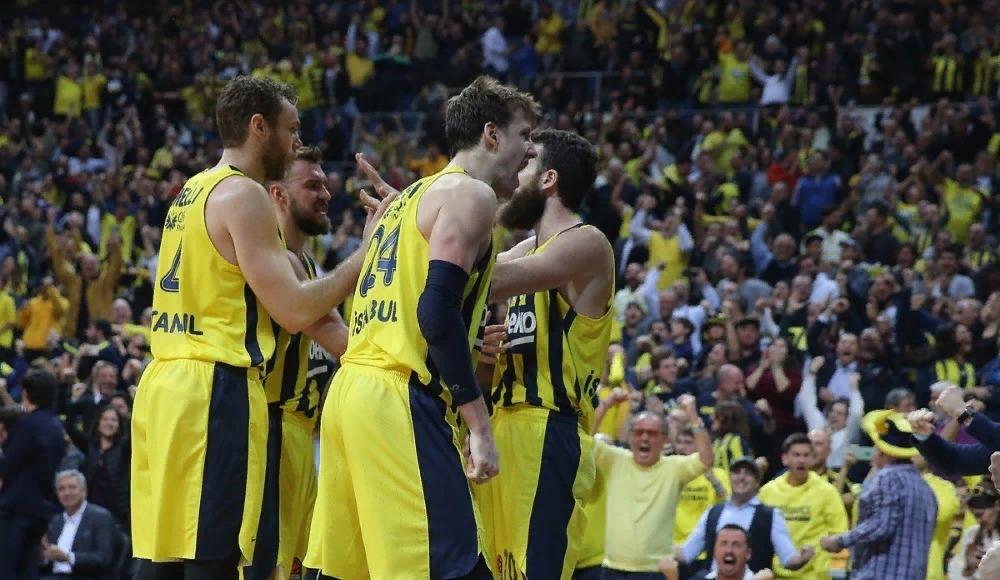 EuroLeague'de genel menajerler anketine Fenerbahçe Beko damga vurdu