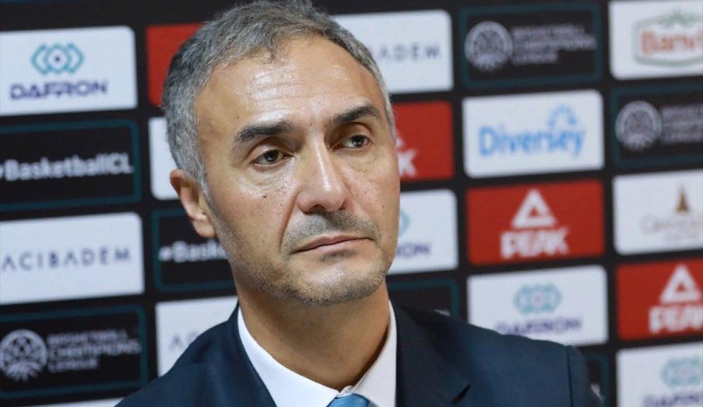 """Hakan Demir: """"Oyunun sonunu iyi bitiremesek de genel itibarıyla iyi mücadele ettik"""""""