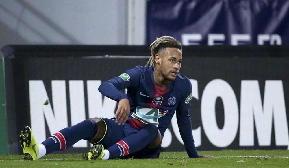 Paris Saint-Germain lig kupasından elendi!