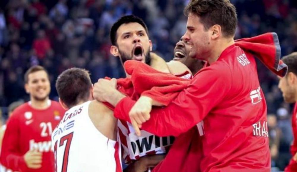 Haftanın MVP'si Papanikolaou