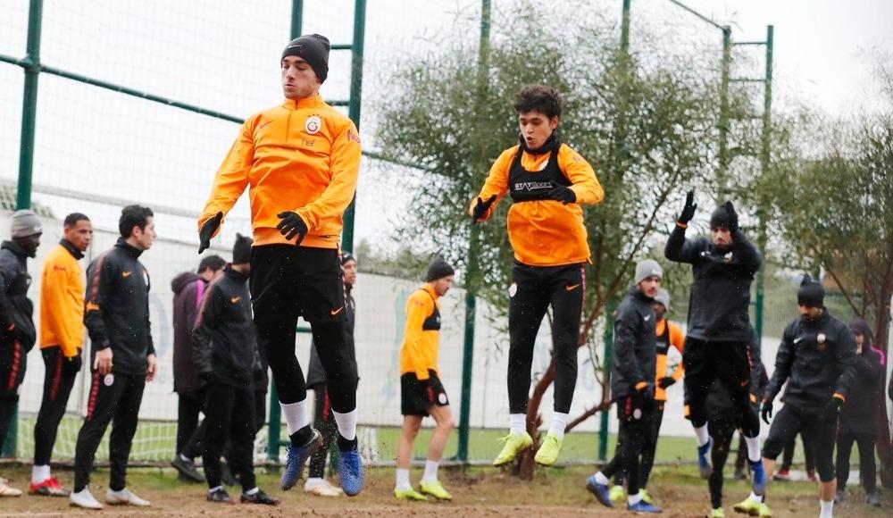 Galatasaray, Antalya kampını tamamladı