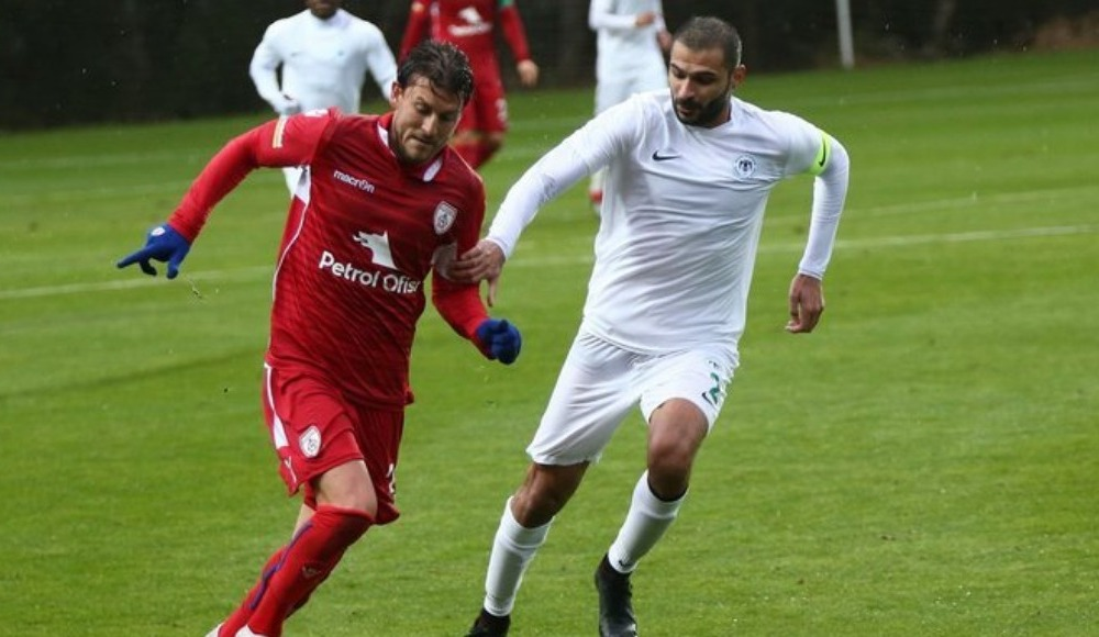 Altınordu, Konyaspor'u mağlup etti