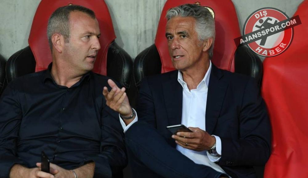 Nice'de kulüp başkanı ve sportif direktör istifa etti