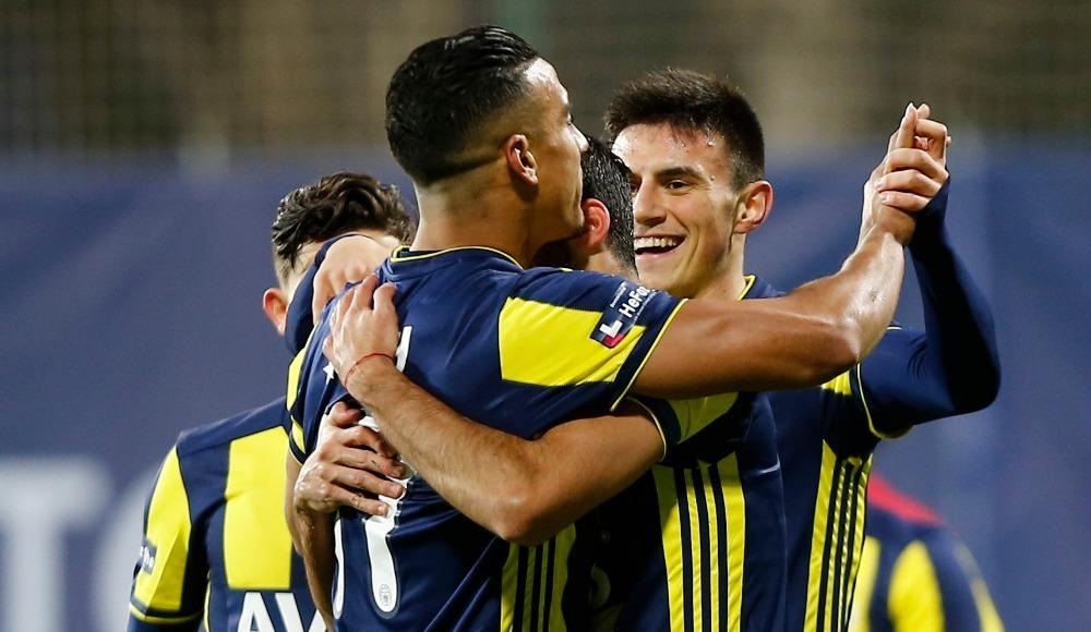 Fenerbahçe, AZ Alkmaar'ı mağlup etti!