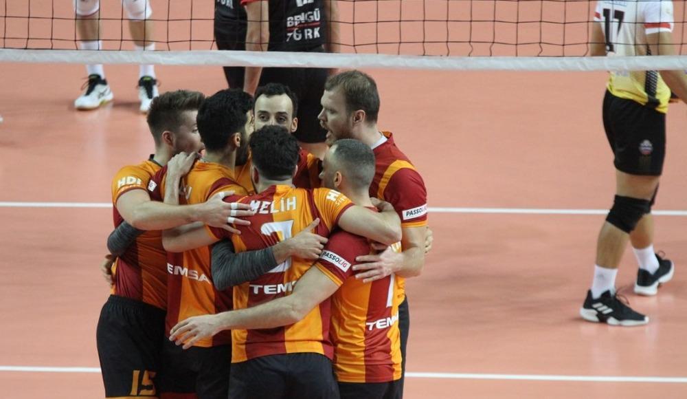 Galatasaray, Jeopark Kula Belediyespor'u 3-2 yendi