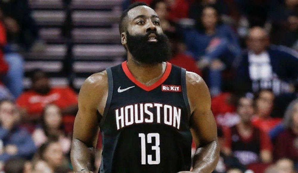 Harden'ın 58 sayısı Rockets'a yetmedi!