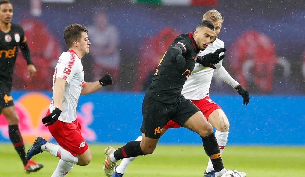 Leipzig ile Galatasaray yenişemedi