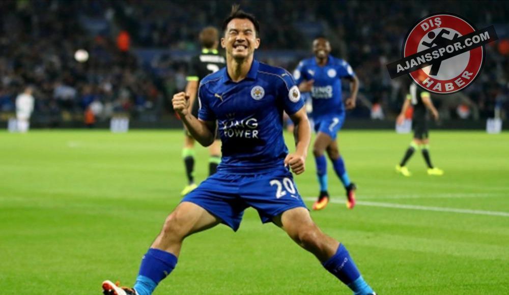 Huddersfield, Okazaki  için teklif yaptı