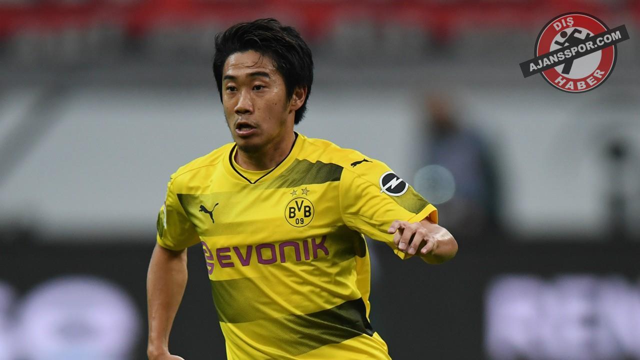 Bordeaux, Kagawa için Dortmund'la anlaştı