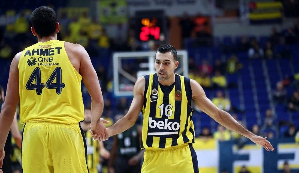 Fenerbahçe Beko, sahasında rahat kazandı