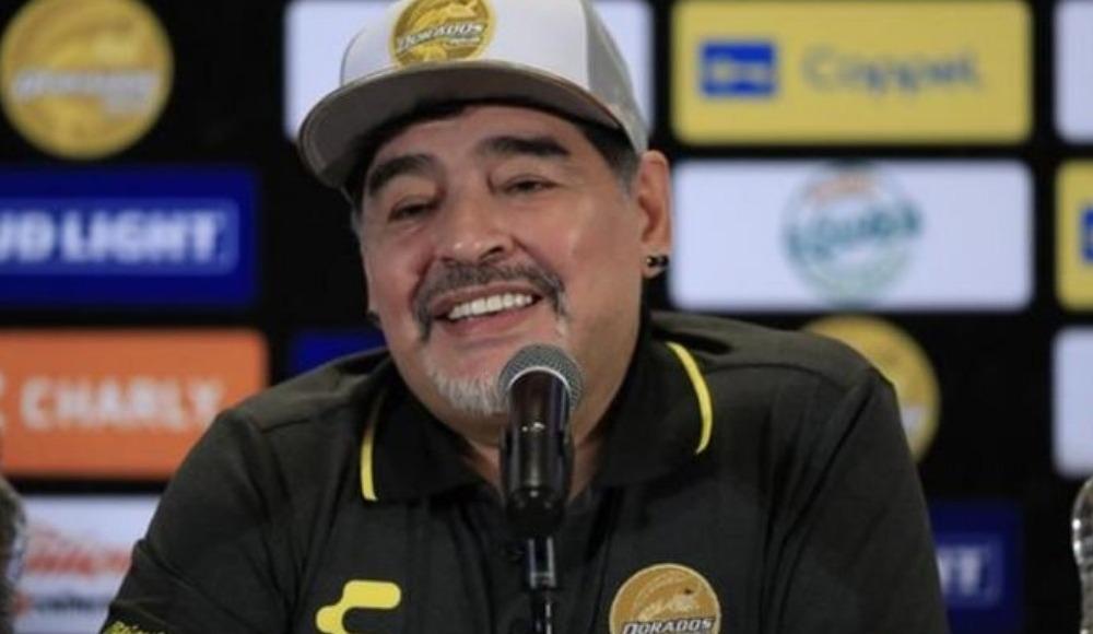 Maradona taburcu edildi