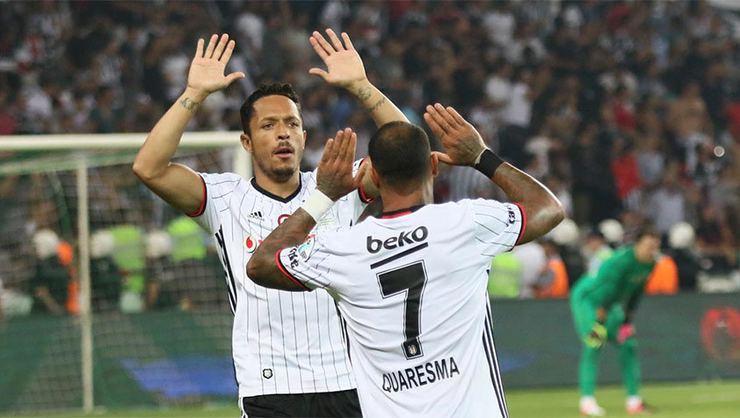 Quaresma bu sezon Beşiktaş'ta kaç gol attı?