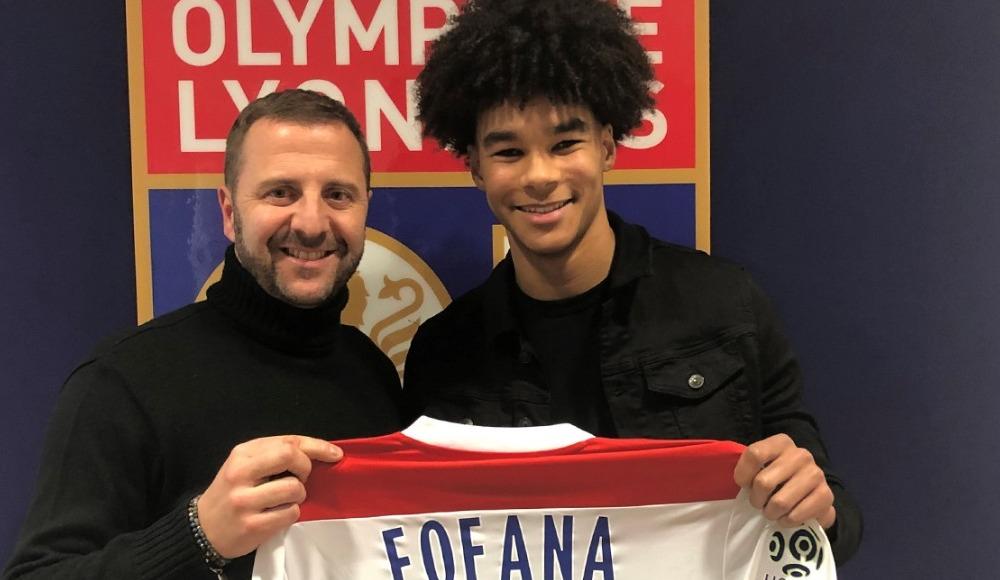 Olympique Lyon, Boubacar Fofana'yı transfer etti