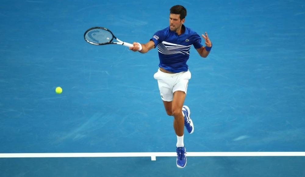 Djokovic ve Halep ikinci turda