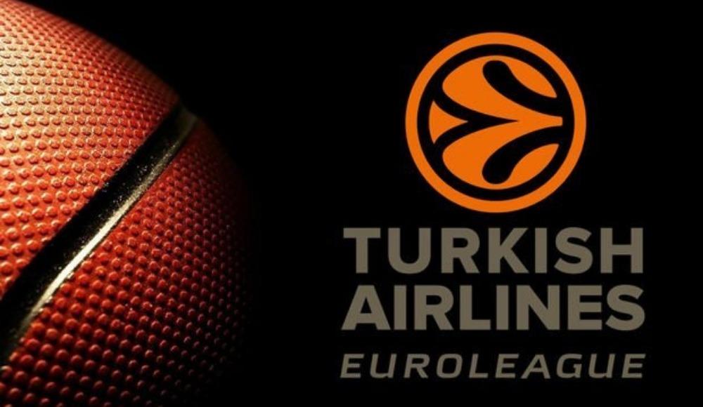 THY Euroleague'de 19. hafta heyecanı
